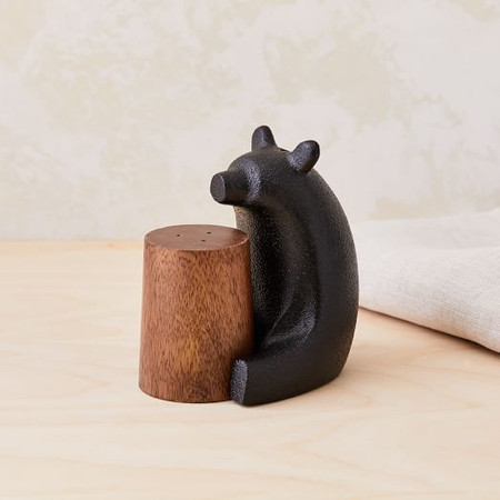 Bear Salt + Pepper Shakers (Set of 2)