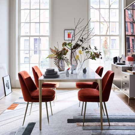 Canto Dining Table West Elm United Kingdom