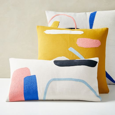 Corded Shapes Cushion Covers