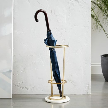 Deco Marble Umbrella Stand