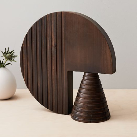 Diego Olivero Wood Geo Objects - Large Circle
