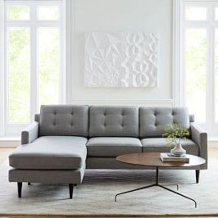Drake Reversible Chaise Sofa
