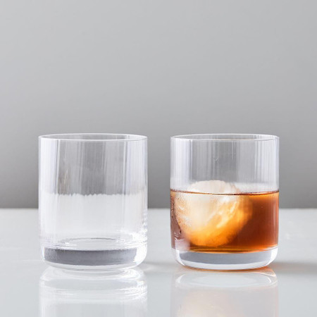 Esme Fluted Whiskey Glasses (Set of 2)