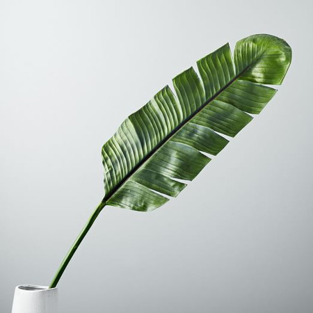 Faux Botanicals - Banana Leaf