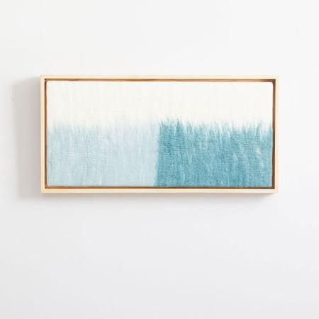 Felt Wall Art, Blue