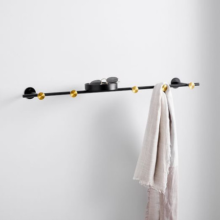 Floating Lines Wall Rack - Horizontal