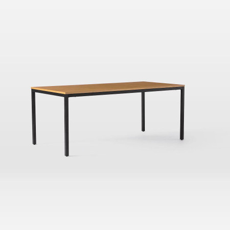 Frame Dining Table - Caramel