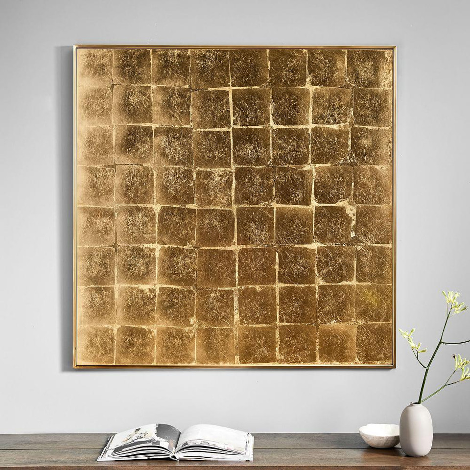 Gilded Wall Art