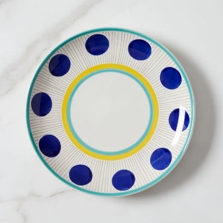 Hand Painted Dinner Plates
