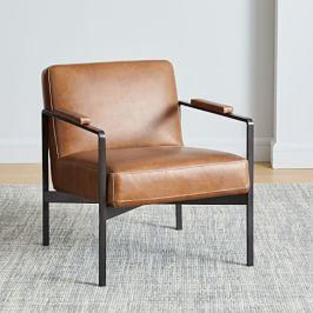 Highline Leather Chair