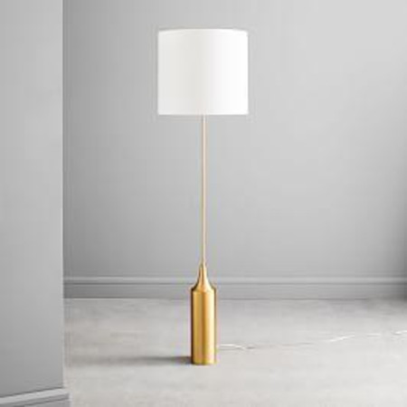 Hudson Metal Base Floor Lamp (173 cm)