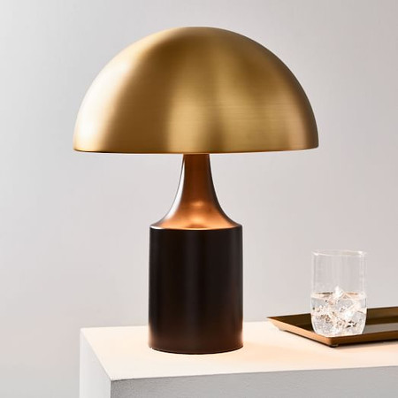 Hudson Table Lamp - Dark Bronze