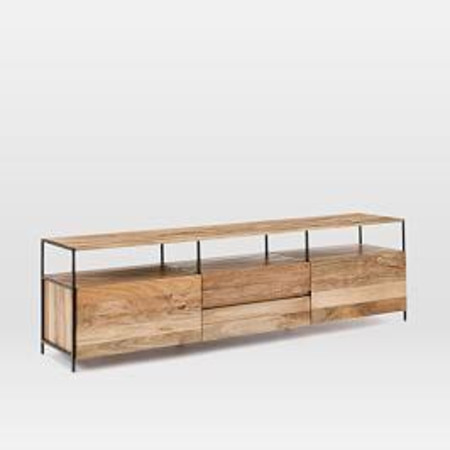 Industrial Storage Media Console (203cm)