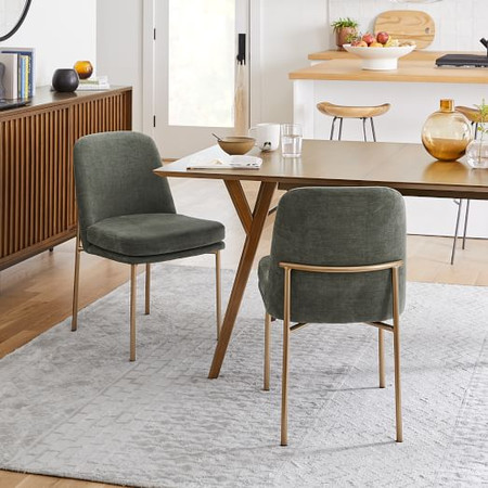 Jack Metal Frame Dining Chair