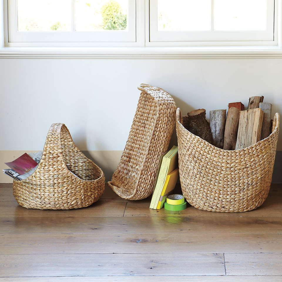 Curved Basket