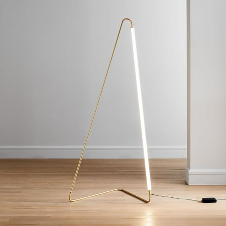 Line Art Floor Lamp
