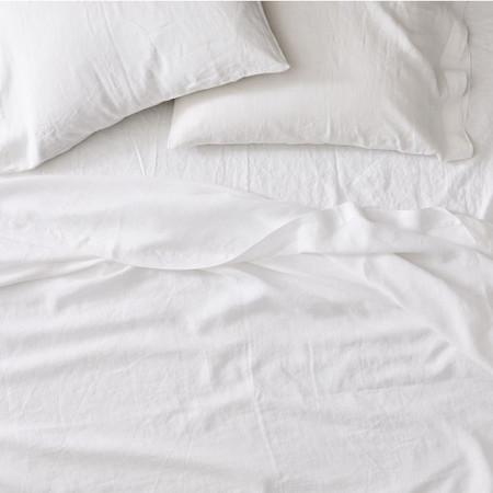 European Flax Linen Sheets, Linen Bed Sheets Queen Size