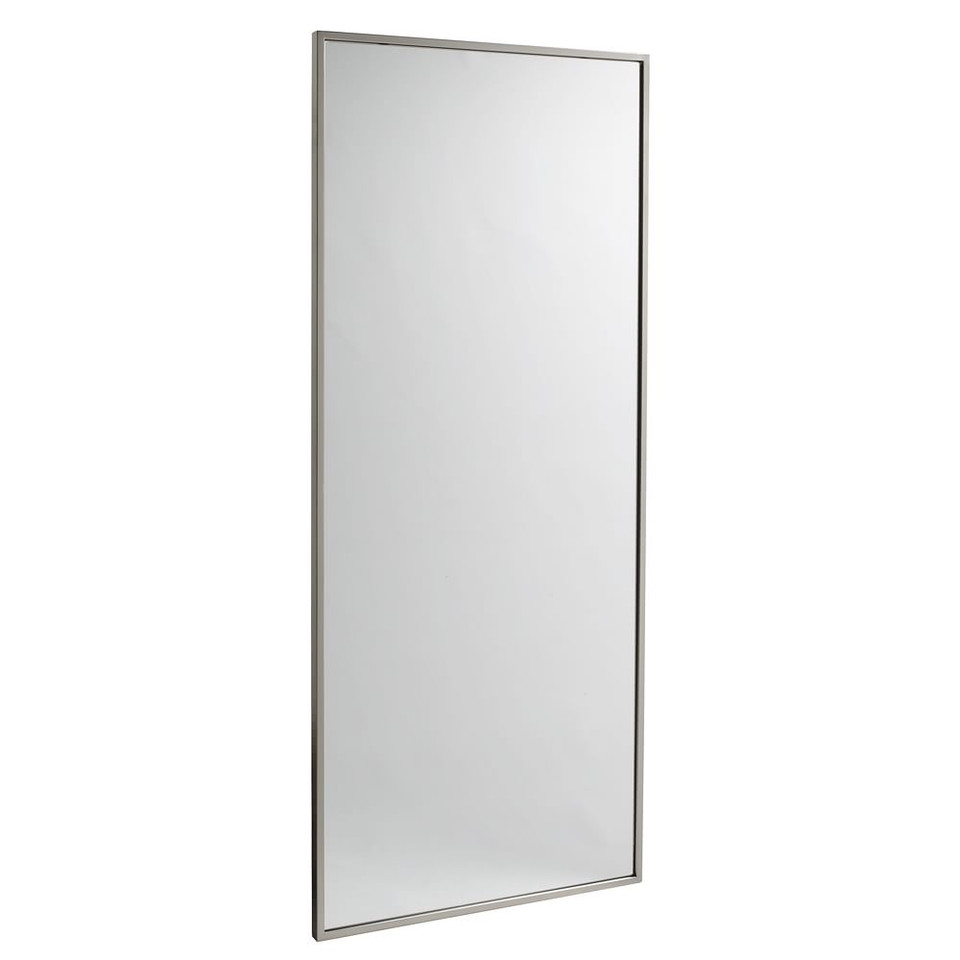 Metal Frame 183 cm Floor Mirror