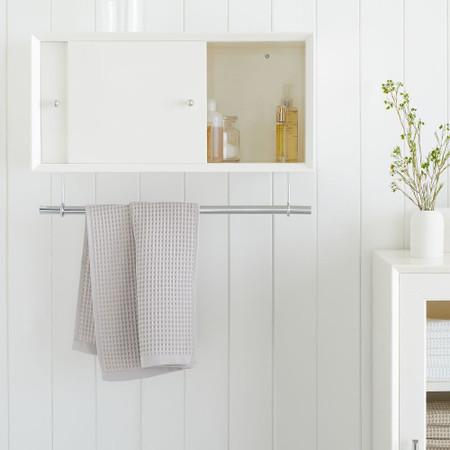 Mid Century Bathroom Storage Cabinet, Ikea Bathroom Storage Cabinet