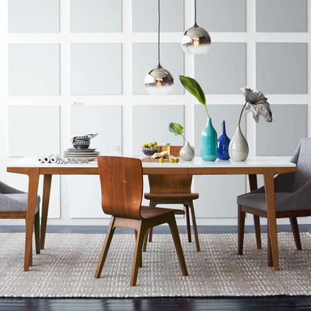 Modern Expandable Dining Table West Elm United Kingdom