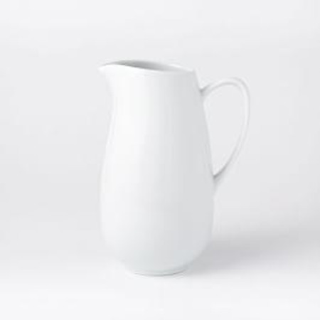Organic Shaped Pitcher
