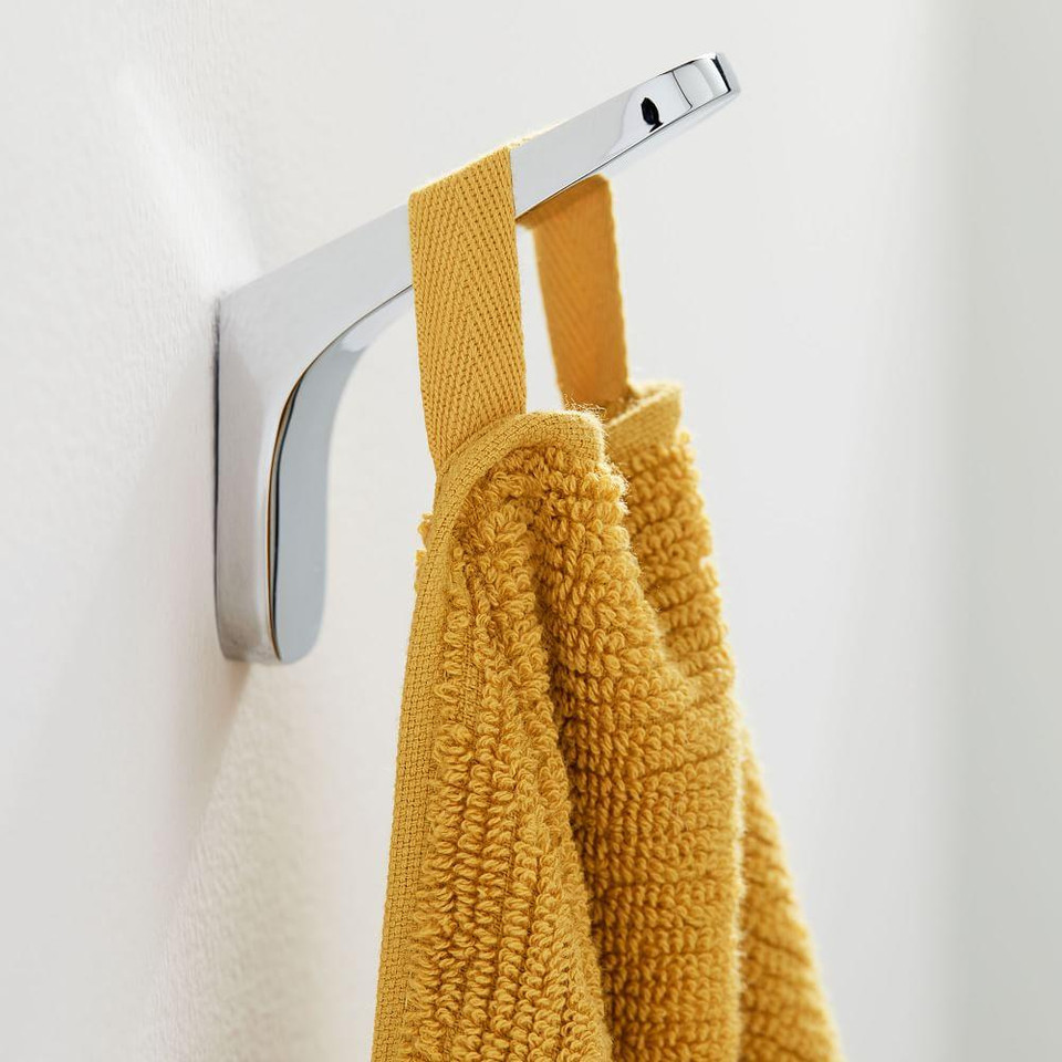 Organic Textured Towels - Dark Horseradish