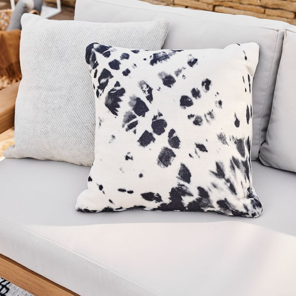 Outdoor Garment Washed Cushions