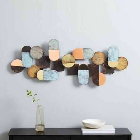 Patina Wall Art