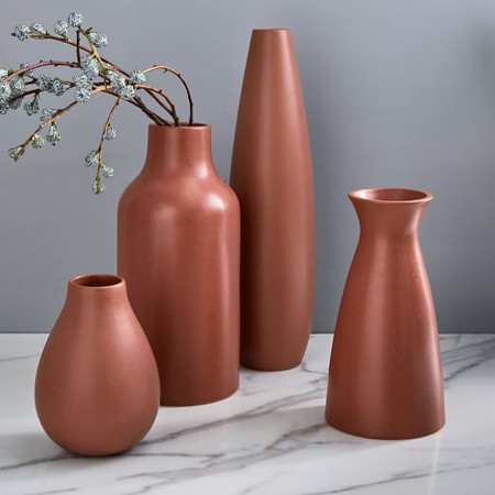 Pure Ceramic Clay Vases