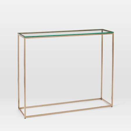 Streamline Console (91 Cm) - Glass