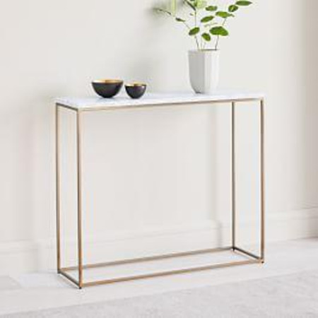 Streamline Console (91 cm) - Marble