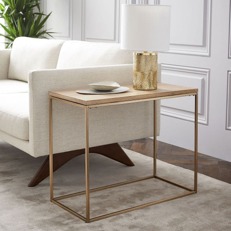 Streamline Side Table - Wood