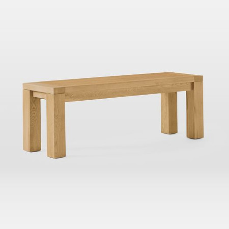 Tahoe Solid Wood Dining Bench