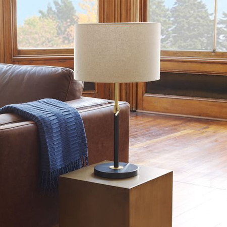 Telescoping Table Lamp