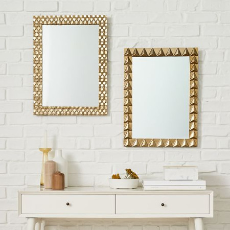 Decorative Mirrors West Elm United Kingdom