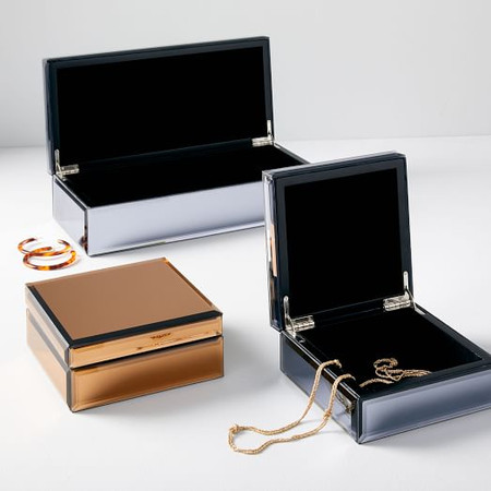 Tinted Mirror Boxes