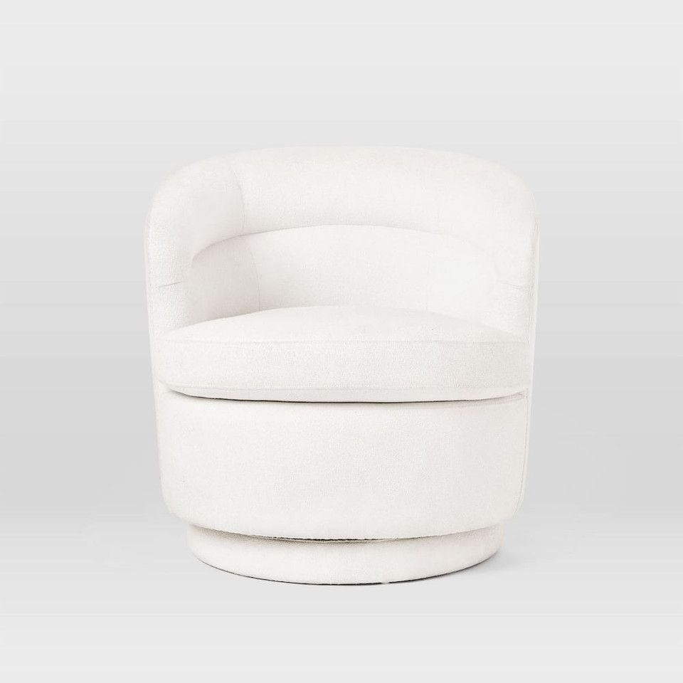 Viv Swivel Armchair